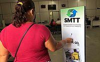 SMTT retoma atendimento presencial mediante agendamentos