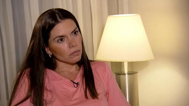 Cybelle Hermínio, ex-mulher de Tom Veiga
