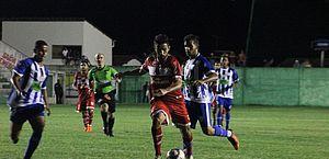 Na primeira fase, o Galo venceu o Jaciobá por 2 a 1. Barbio e Mateus Silva marcaram para o Regatas, enquanto Alexandre fez, de pênalti, o gol do Azulão do Sertão