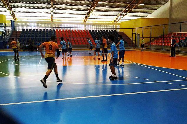 Alunos de handebol são campeões do Jeal e vão representar Alagoas no Rio Grande do Norte