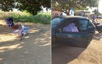 Homem é assassinado com tiro na cabeça dentro de carro em Craíbas