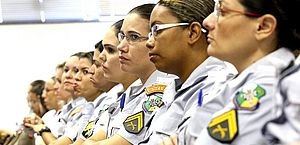 Projeto busca coibir assédio sexual contra mulheres nas polícias e Forças Armadas