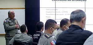 Segurança apresenta planejamento para eleição suplementar em Campo Grande