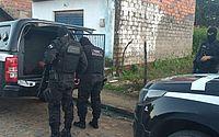 Operação policial prende três acusados de homicídios em Maceió