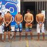 Sete são detidos após apreensão de arma de fogo em sede de organizada