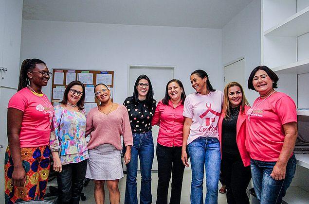 Prefeitura intensifica organização do Maceió Rosa