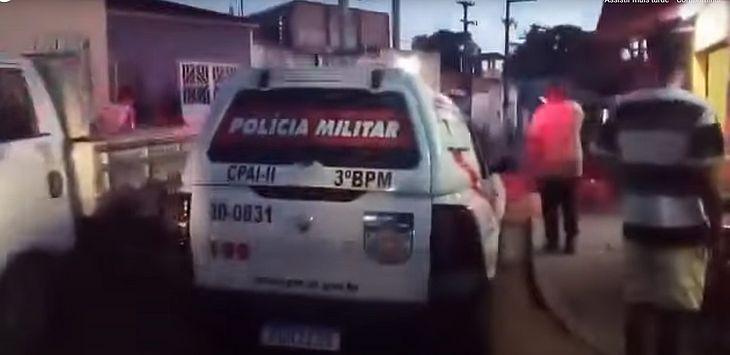 Homem é esfaqueado por mulher e morre em bar de Arapiraca