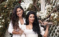 A dupla Simone e Simaria (direita)