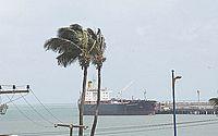 Marinha alerta para ventos de até 60km/h e ressaca com ondas grandes no litoral de AL
