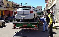 Em uma semana, 15 veículos clandestinos são autuados e removidos em Maceió