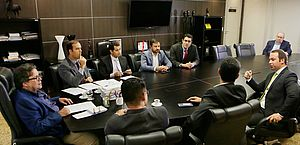 Tribunal de Justiça debate mudanças na 17ª Vara Criminal da Capital