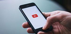 YouTube apresenta instabilidade nesta segunda-feira