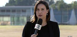 Repórter da Globo 'some' ao vivo e preocupa âncoras: 'Tivemos um problema'