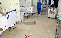 Hospital Helvio Auto libera visitas para internos a partir de segunda-feira (17)