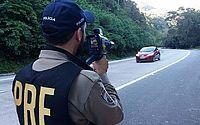 Rodovias baianas registraram mais mortes nos meses sem radar