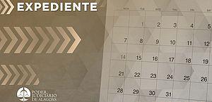 Judiciário de Alagoas suspende atividades na segunda (11) e na terça (12)