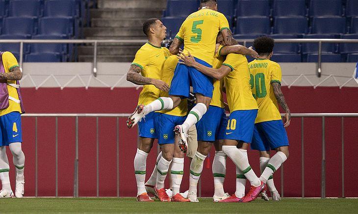 Seleção decide vaga na final com México, que goleou a Coreia do Sul
