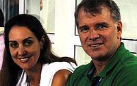 Fernanda Venturini e Bernardinho se separam após 25 anos de relacionamento