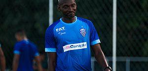 """Leandro Souza cita motivação na volta aos treinos: """"Lutei muito para que fosse possível"""""""