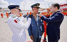 Governador participou de solenidade de posse do novo comandante