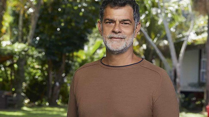 Eduardo é um ícone das novelas e tem 53 anos