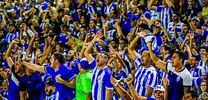 CSA reajusta preços dos ingressos para partida com Atlético-MG