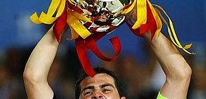 Casillas, ídolo do Real Madrid, anuncia aposentadoria aos 39 anos