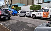 Defesa Civil é acionada após rachadura surgir em apartamento no Farol